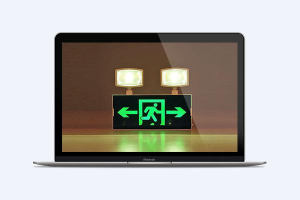 消防应急照明与疏散指示系统